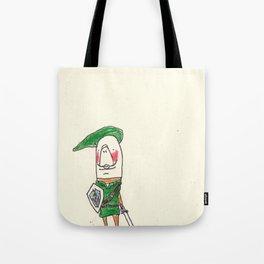Manatee as Link Tote Bag