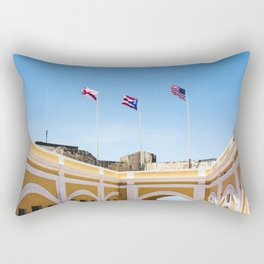 El Morro II Rectangular Pillow