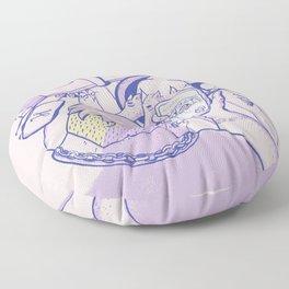Modern day Hercules Floor Pillow