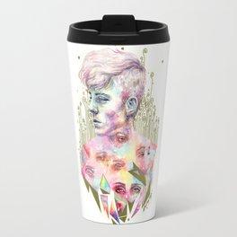 Who Broke You? Travel Mug