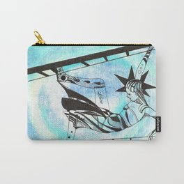 Libra - Zodiac signs series Carry-All Pouch