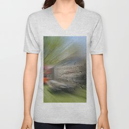 Zooming drops Unisex V-Neck