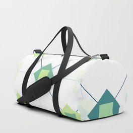 Square Flair Duffle Bag