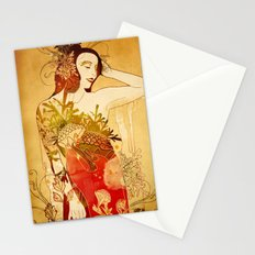 Wormwood Stationery Cards