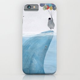 uplifting iPhone Case