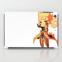 naruto iPad Cases featuring Naruto  by WTFmoments