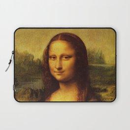 Leonardo Da Vinci Mona Lisa Painting Laptop Sleeve