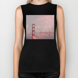 Stardust Covering San Francisco Biker Tank