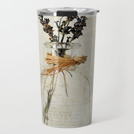 Lavandula / Lavander Travel Mug