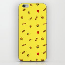 Fast Food Friday iPhone Skin