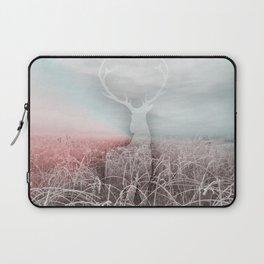 Frozen grass Laptop Sleeve