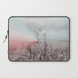 Frozen grass Laptop Sleeve