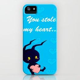 Kingdom Hearts - Heartless iPhone Case