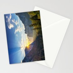 Yosemite Sunburst Stationery Cards
