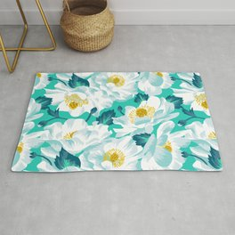 Mount Cook Lily Rug