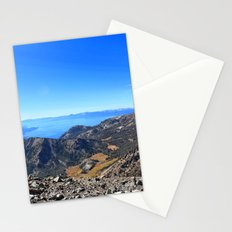 The Top of Tahoe Stationery Cards