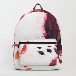 Red Feather Backpack