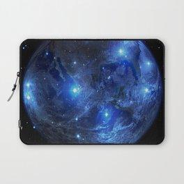 Blue Moon. Laptop Sleeve