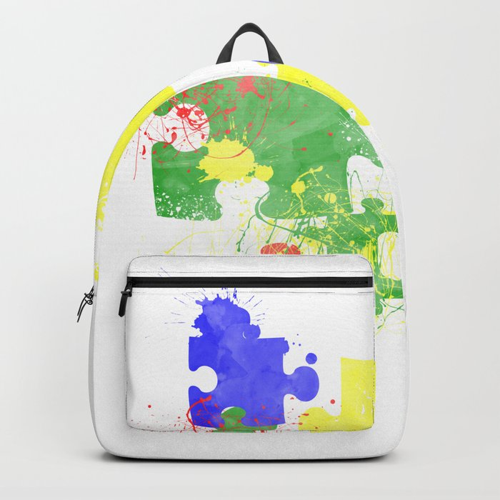 Autism Pieces Backpack