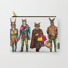 Vintage Pets Carry-All Pouch