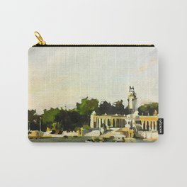 The Lake at Buen Retiro Park Carry-All Pouch