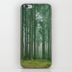 in the heart of forest iPhone & iPod Skin