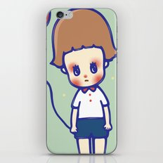 gone iPhone & iPod Skin