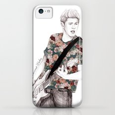 Floral Niall iPhone 5c Slim Case