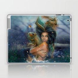 SunQueen Goddess Laptop & iPad Skin