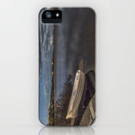 Calm Night iPhone Case