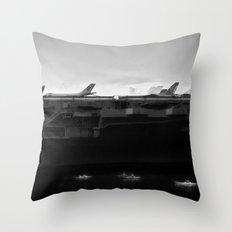 Intrepid Throw Pillow