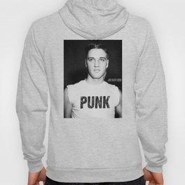 Elvis is a Punk Hoody