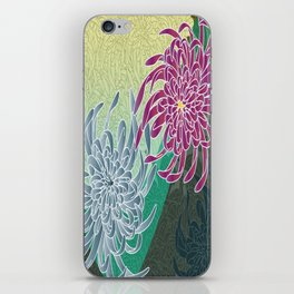 chrysanthemums  iPhone Skin