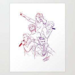 OTRA Art Print