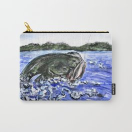 Jumping Bass Carry-All Pouch