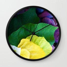 Annette Wall Clock