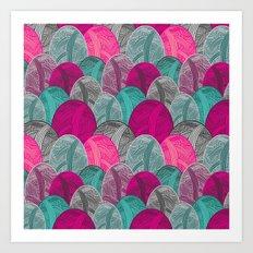 Colour Me Lovely Art Print