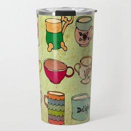 My Mugs! Travel Mug