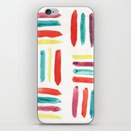 R a y a s  iPhone Skin