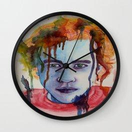 Heath Wall Clock