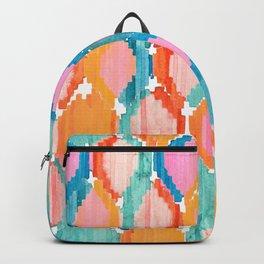 marmalade balinese ikat Backpack
