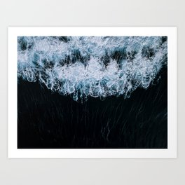 The Color of Water - Seascape Art Print