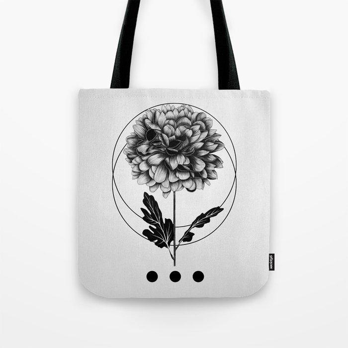 Inked II Tote Bag