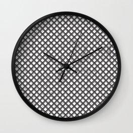 Metal Pattern Wall Clock