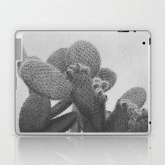 BLACK AND WHITE CACTUS Laptop & iPad Skin