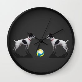 BALL! Wall Clock