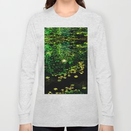 the Water Lilly Long Sleeve T-shirt