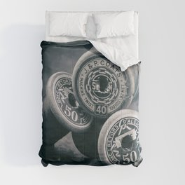 Classic Bobbins Comforters