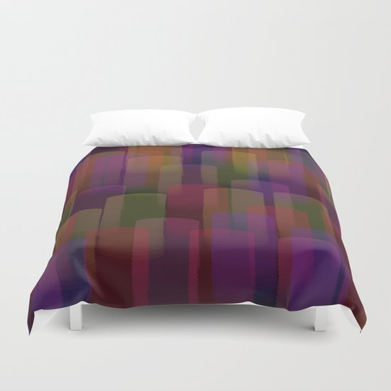 Abstract 101 Duvet Cover