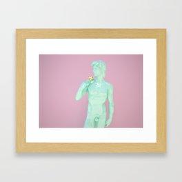 Loverman Framed Art Print